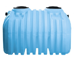 Colonie Block carries a variety of storage tanks for holding water and septic use